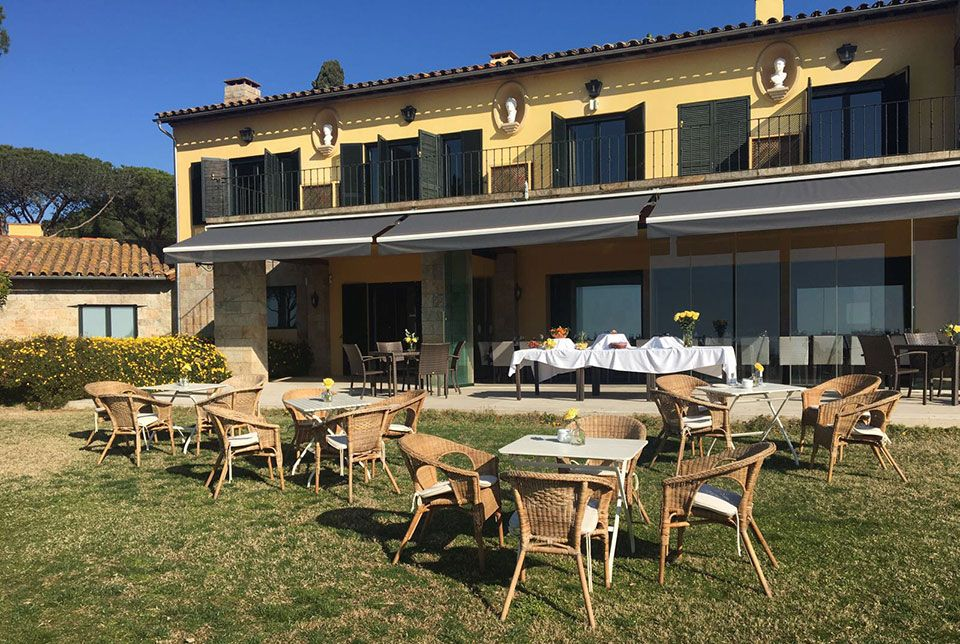 Restaurant Golf Sant Vicenç