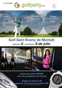 Circuito Golf Party 2017