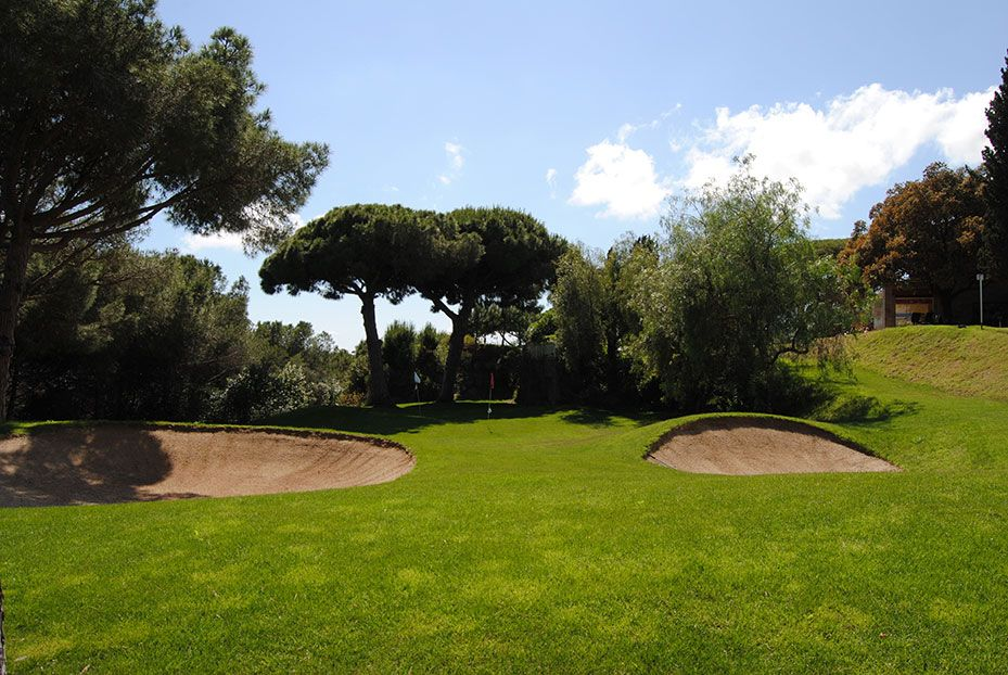 Zona approach (Golf Sant Vicenç)